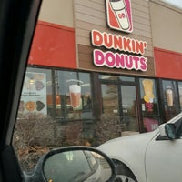 Photo taken at Dunkin' Donuts by Bryan on 2/12/2016