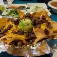 Photo taken at Taco Palenque by Jad on 4/11/2013