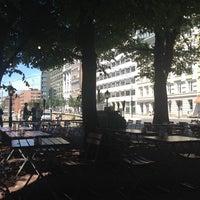 Photo taken at Café Skansen by Ioannis N. on 6/8/2014