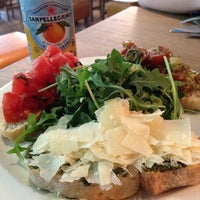 Photo taken at Vapiano by Stacey Marie on 5/10/2013