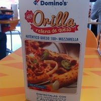 Photo taken at Dominos pizza cuautitlan by Jesus B. on 7/16/2013