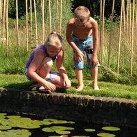 Photo taken at Botanische Tuin De Kruidhof by Henk E. on 7/6/2013