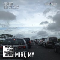 Photo taken at Sg. Tujuh Checkpoint (Brunei) by Roslan T. on 12/23/2012