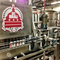 Photo taken at DC Brau Brewing Co by Matt W. on 2/9/2013