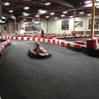 Photo taken at K1 Speed Irvine by J.R. M. on 5/12/2013