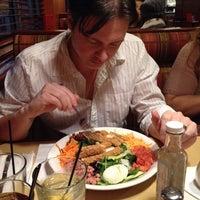 Photo taken at Boston Pizza by Chrissy on 12/29/2013