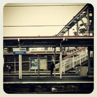 Photo taken at Redfern Station (Concourse) by Ball on 3/2/2013