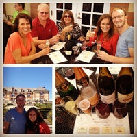 Photo taken at Domaine Carneros by Taryn on 9/16/2012