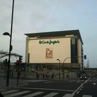 Photo taken at El Corte Inglés by Guillermo T. on 4/19/2013