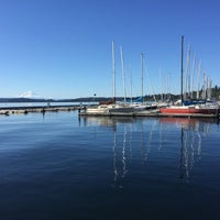 Photo taken at Leschi Park by Aaron L. on 6/19/2016