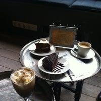 Photo taken at Coffee Corazon by Richard Kamer on 5/17/2013