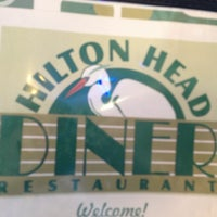 Photo taken at Hilton Head Diner by Jeff Cruz T. on 3/25/2013