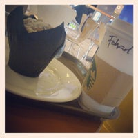 Photo taken at Starbucks by Fahad N. on 9/26/2012
