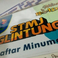 Photo taken at STMJ Glintung by Aryo P. on 6/26/2014