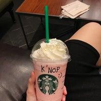 Photo taken at Starbucks by NOP N. on 11/6/2016