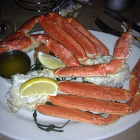 Photo taken at City Crab Shack by Liquiddag on 11/18/2012