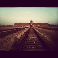 Photo taken at Auschwitz-Birkenau Museum by Visit Tuscany M. on 3/18/2012