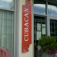 Photo taken at Cubacàn Restaurant and Bar by Joel B. on 7/25/2012