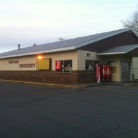 Photo taken at Cobb Cook Grocery by Dan P. on 4/6/2012