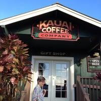 Photo taken at Kauai Coffee Plantation by Diane G. on 1/16/2013