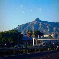 Photo taken at Calamorro Mountain by 🔹🅱E🅿️🔴НИК🅰🔹 on 6/20/2015