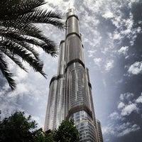 Photo taken at Burj Khalifa by Марина М. on 4/27/2013