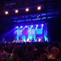 Photo taken at Theaterhaus Stuttgart by Tiago C. on 11/12/2012