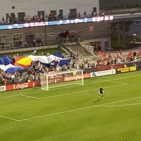 Photo taken at Dick's Sporting Goods Park by Richard G. on 7/18/2013