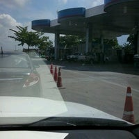 Photo taken at PTT by คณพศ ศ. on 11/8/2012