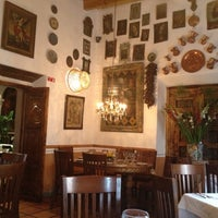 Photo taken at Las Chonas by Jorge Santi on 10/13/2012