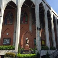 Photo taken at Saint John's Church by Amm on 6/19/2016