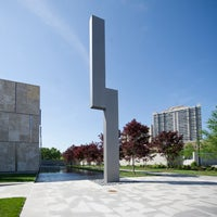 Photo taken at The Barnes Foundation by DailyCandy on 2/25/2014