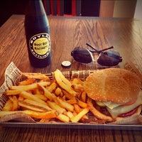 Photo taken at Big Smoke Burger by LifeTO on 8/17/2013