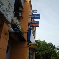 Photo taken at Bank Rakyat Unikeb by Cik A. on 10/2/2012