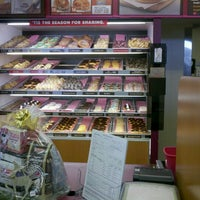 Photo taken at Dunkin' Donuts by joann b. on 12/19/2012
