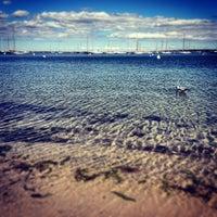 Photo taken at Vineyard Haven Harbor by Graham S. on 3/24/2013
