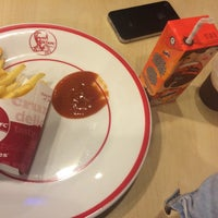 Photo taken at KFC by Verissa Rana K. on 8/12/2015