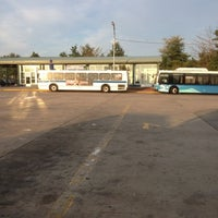 Photo taken at Eltingville Transit Center by Danny on 10/6/2012