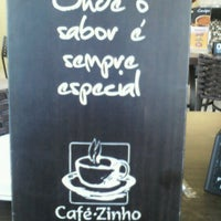 Photo taken at Cafezinho by Eduardo D. on 11/22/2012