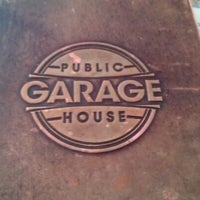 Photo taken at The Garage Public House by Patrick M. on 11/3/2012