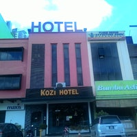 Photo taken at Kozi Hotels by Zoe F. on 12/14/2014