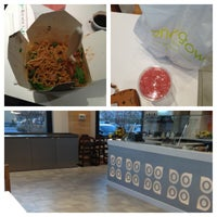 Photo taken at honeygrow by Laurie on 1/22/2013
