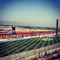 Photo taken at Auto Club Speedway by Norman T. on 3/23/2013