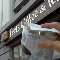 "Photo taken at Peet's Coffee & Tea by Eric ""@erich13 