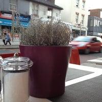 Photo taken at Strada by Nicolathan on 8/26/2013