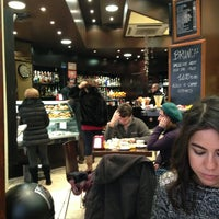 Photo taken at Caffè Zamboni by Sarper on 1/26/2013