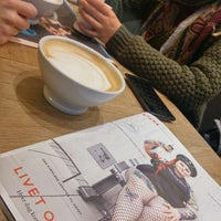 Photo taken at Kaffebrenneriet by Madara Š. on 10/24/2015