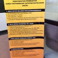 Photo taken at Polres Metro Jakarta Timur by Vitanova S C. on 6/3/2013