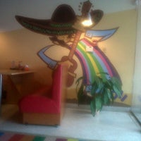 Photo taken at Crazy Tacos - Mexican Food by Majo P. on 1/9/2013
