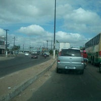 Photo taken at Avenida Bacharel Tomaz Landim by ulisses f. on 10/6/2012